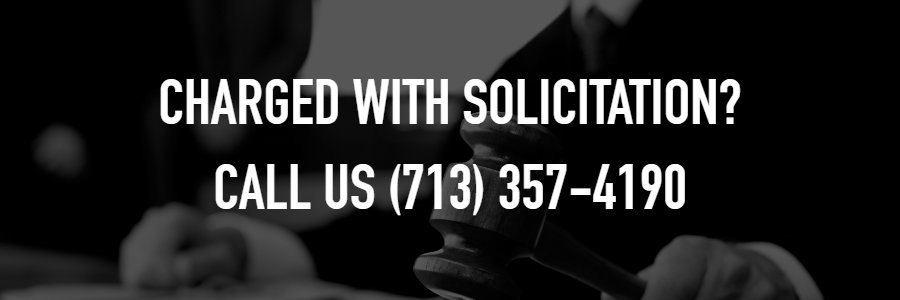 Charged with Solicitation? Call Us